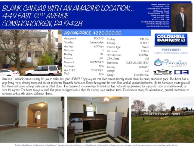 Conshohocken Twin For Sale